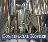 Commercial kosher